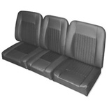 Front Seats and Cushions