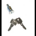Barrel and keys