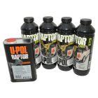 Raptor Protection - 4 litre kit - Black
