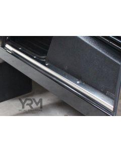 Stainless Steel Front Door Threshers | Mirror Finish