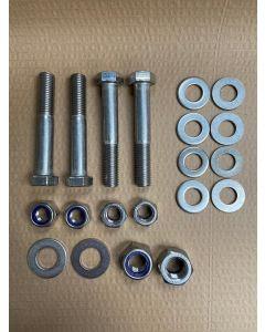 Stainless Steel Front Radius Arm Fixing Kit