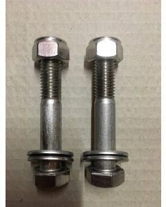 Stainless Steel Front Pan hard Fixing Kit