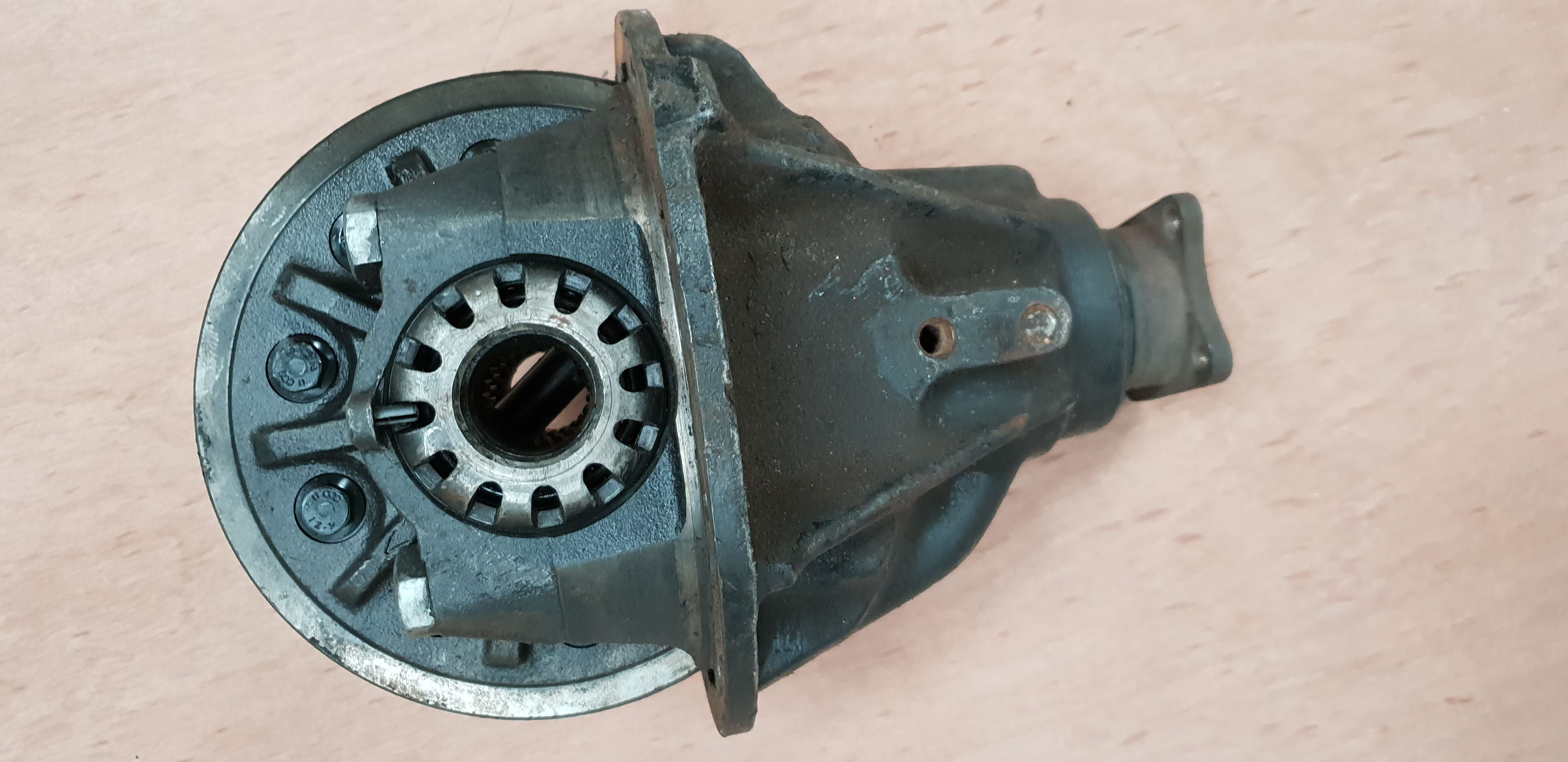 2 Pin P38 Differential. - Second Hand