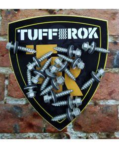 Tuff-Rok Extended Arch Fixing Kit (36pcs)