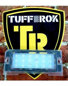 Tuff-Rok Freelander 1 LED Reg Plate Light