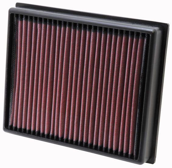 K and N FilterCharger Air Filter - Defender TDCI 2007 Onwards