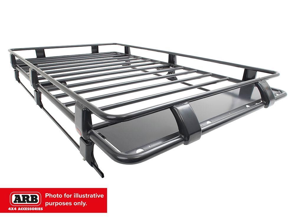 ARB Deluxe Steel Roof Rack | 1,850 x 1,350mm