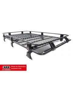 ARB Deluxe Steel With Mesh Floor Roof Rack | 2,200 x 1,350mm