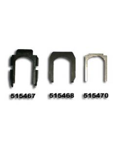 Expander fitting clip