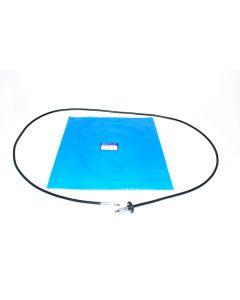 Speedo cable - one piece - RHD