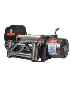 Samurai Next Generation 8000 Electric Winch with Steel Cable | 24V