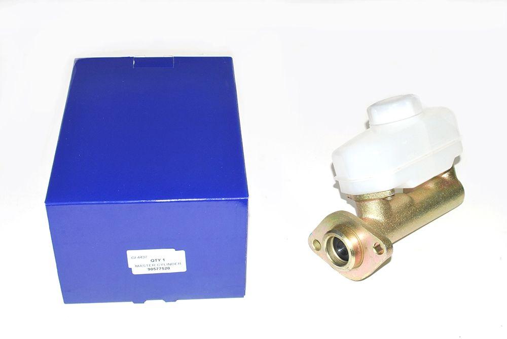 Brake Master Cylinder.  Dual Line Servo. No. stamped is 64677249