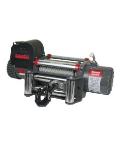 Samurai Next Generation 9500 Electric Winch with Steel Cable | 12V