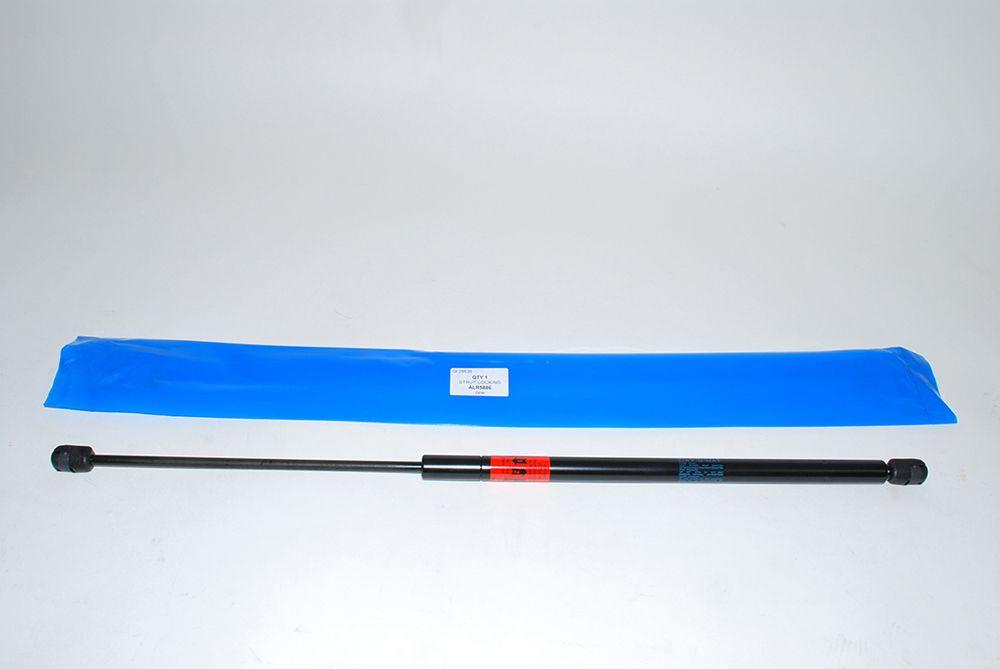 Bonnet Strut Locking - vehicles with insulation pad