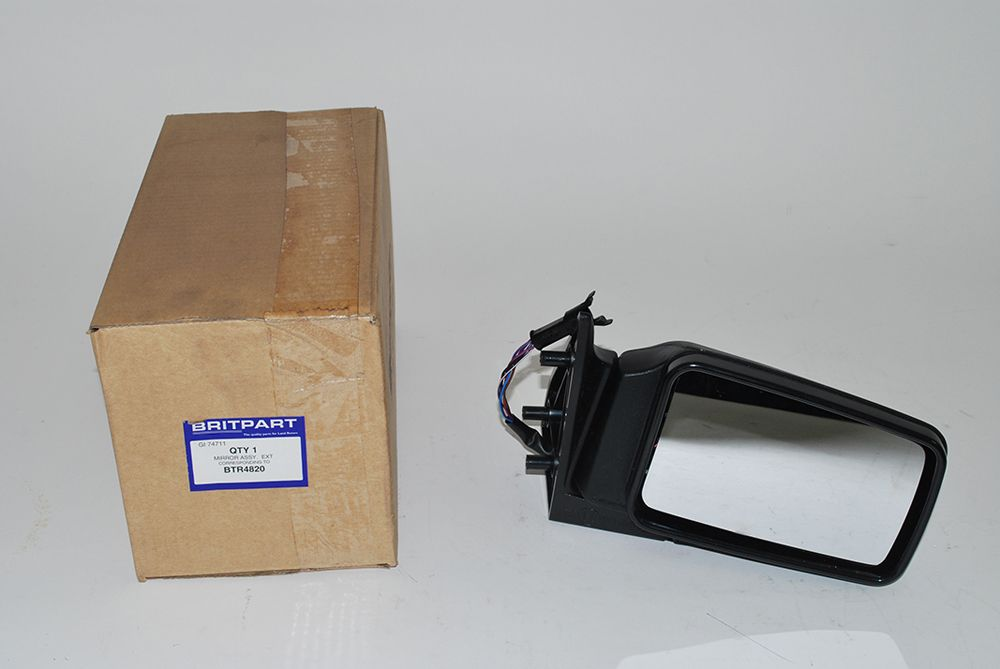 Electric Mirror Assembly Flat - from GA441004 - non memory - RH