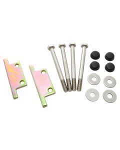 Bumper Fixing Plates Kit