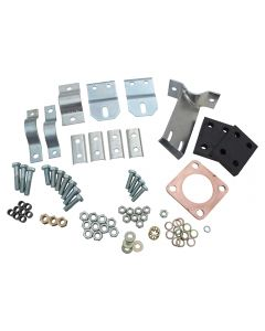 Exhaust Fitting Kit - RHD - CURRENTLY OUT OF STOCK, DUE MID SEPT 2021