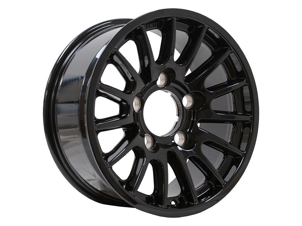 "18"" Lightweight Wheel Black"