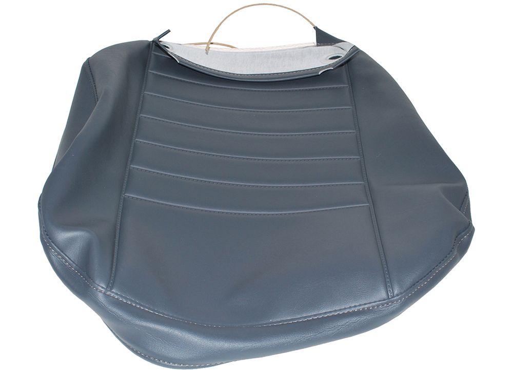 Grey vinyl outer base cover
