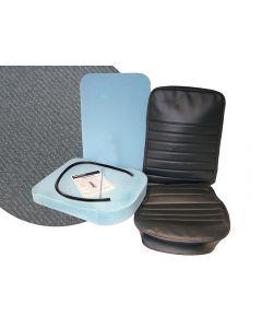 Vinyl Twill Inner Seat Re-Trim Kit (excludes adhesive spray)