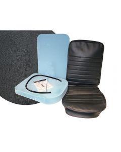 Black Inner Seat Re-Trim Kit (excludes adhesive spray)