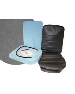 Grey Inner Seat Re-Trim Kit (excludes adhesive spray)