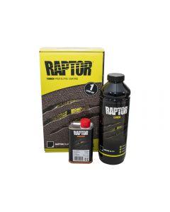 Raptor 750ml Kit Black (inc Hardener)