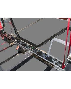 Dynamat Xtreme Sound Deadening Kit -Rear Tub behind front seats - Defender 2007 Onwards