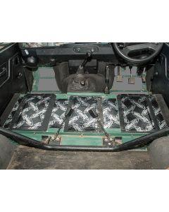 Dynamat Xtreme Sound Deadening Kit - Seat Box - Defender 1983 - 2006