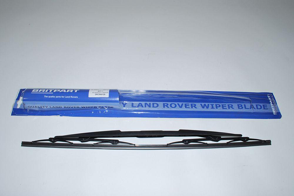 Front Windscreen Wiper Blade LHD - LH