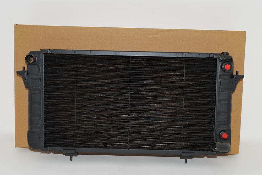 Radiator and oil cooler - 3.9 V8 EFI Manual