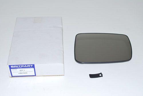 LH Mirror Glass (not NAS) Convex