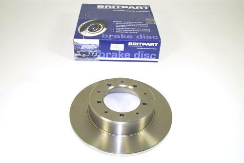 Disc - Brake - Solid