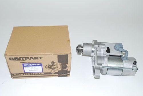 Starter Motor - 2.5 V6 Petrol