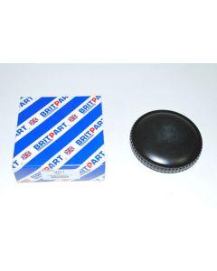 Fuel cap - to AA259678 - non vented - 3 lug - non locking