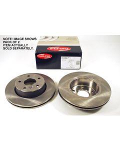 Front Brake Disc - Lockheed