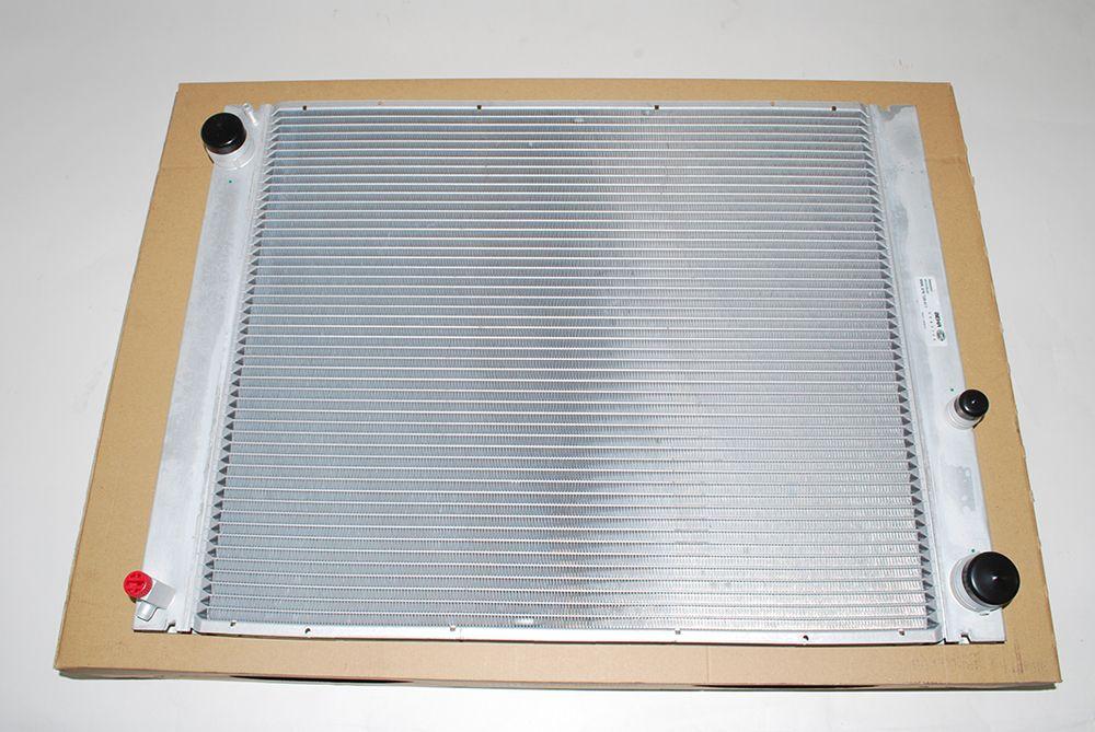 Radiator Assembly - TD6
