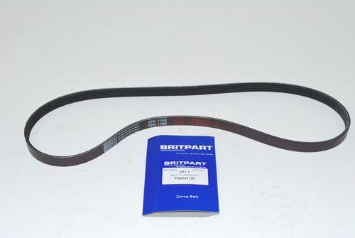 Alternator Belt - with aircon - 1.8 Petrol