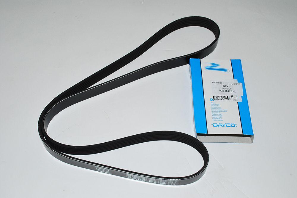 Alternator Belt - non aircon - 2.5 V6 Petrol