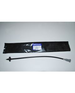 Speedo cable - upper two piece - all models to 268134