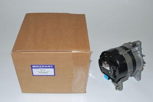 Alternator-machine sensed 115/45 LRA356 non a/c