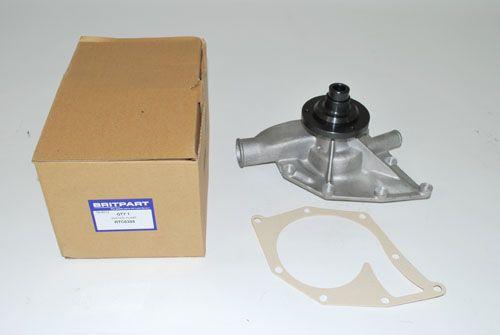Water Pump and Gasket - 200TDI