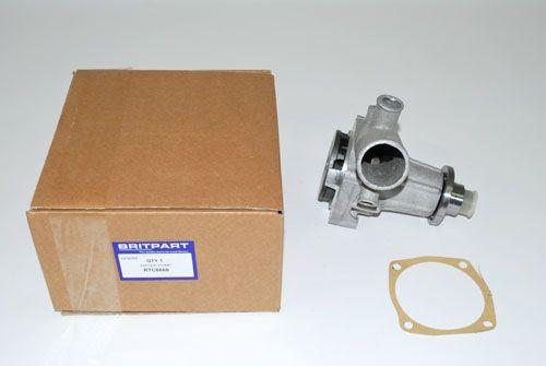 Water pump and gasket - 2.5 VM Diesel
