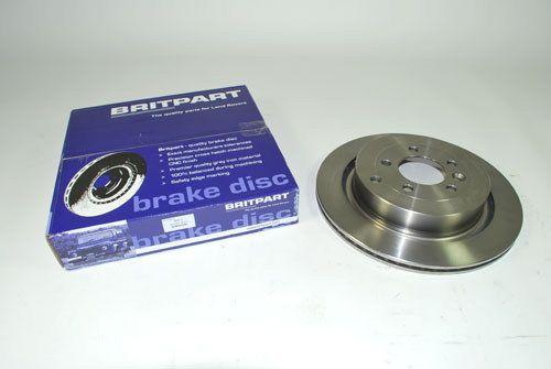 Rear Brake Disc - Aftermarket