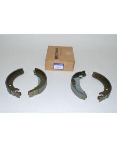 Rear Brake Shoes (axle set) - to YA999999