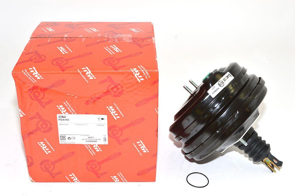 Brake Servo - RHD to 2A999999