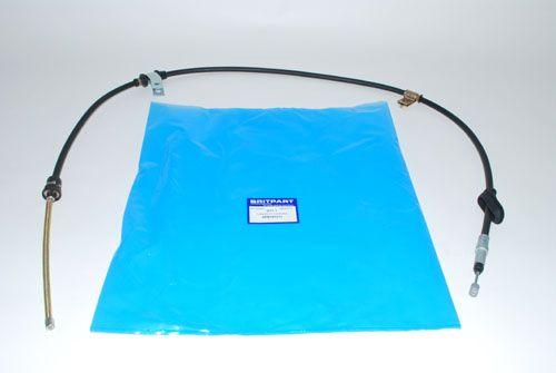 Handbrake Cable - LH (yellow end) to YA999999