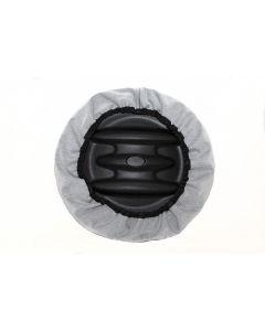"Sparewheel Cover with Landrover logo badge for 16"" wheel"