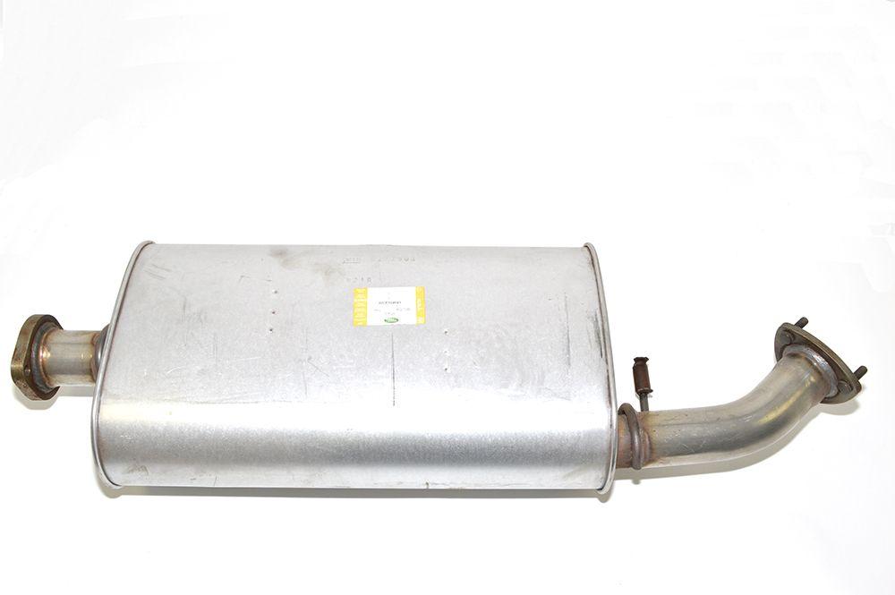 Intermediate silencer- V8 4.2 litre LSE - catalyst - 108in LWB