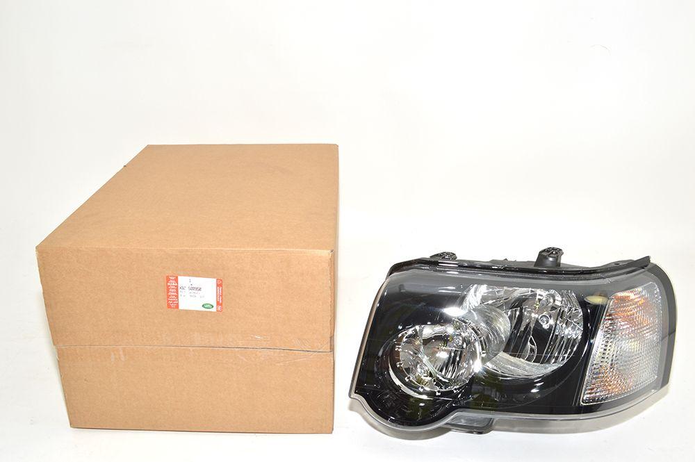 Headlamp Unit inc. Indicator RHD - LH from 3A000001